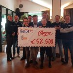 Overhandiging Cheque aan Energy4All